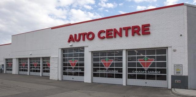 Auto Centre ext